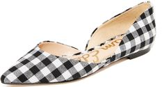 Checkerboard pattern. Cute with jeans.