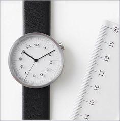 Nendo Draftsman 01-Scale Watch