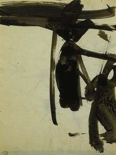 Franz Kline - Untitled, 1957