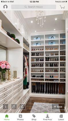 Shoes #luxurydressingroom