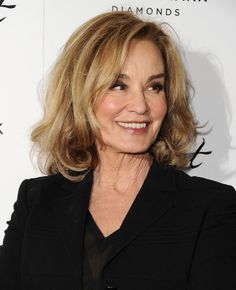 Jessica Lange  At 65 years old, Jessica has still got it going on! The American Horror Story actress has been tapped to star in an upcoming Marc Jacobs Beauty campaign. Lately, older models are being selected to front big-name lines (like The Row), proving that wrinkles are sexy, too. You know what they say: age ain't nothing but a number.