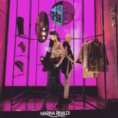 "MARINA RINALDI, Milan, Italy, ""Creatively Inspired"", photo by Sestilia Moscariello, pinned by Ton van der Veer"