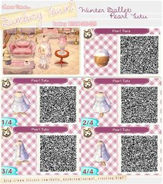animal crossing magic kingdom qr codes - Google Search