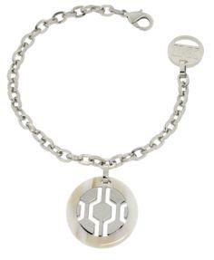 Bracelet with white rodoide Sale On, Check It Out, Names, Bracelet, Stuff To Buy, Jewelry, Bangle, Jewlery, Jewels