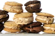 Make Your Own #IceCream Treats from @chow look like good options for #IceCreamSandwich Day!