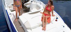 Research 2012 - Rinker Boats Boat Girl, Summer Time, Bikinis, Swimwear, Boats, Water, Fun, Photos, Things To Sell