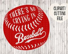 there's no crying in baseball svg baseball svg files baseball mom svg baseball cut files svg for Baseball Sister, Baseball Mom Shirts, Softball Mom, Silhouette Cameo Software, No Crying In Baseball, Sign Stencils, Design Show, Vinyl Designs, Tis The Season