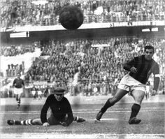 Gunnar nordahl au Milan AC