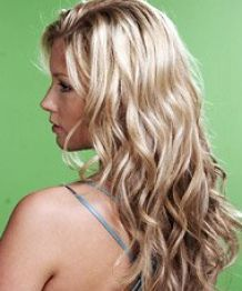 loose perm | Loose curly perm pictures 3