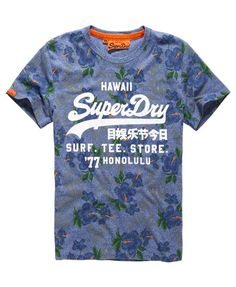 99a341fdc32a8 Superdry Camiseta Shirt Shop Surf 19 Kids