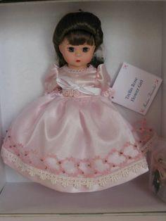 "Madame Alexander Trellis Rose Flower Girl 8"" Collectible Doll Madame Alexander,http://www.amazon.com/dp/B001QQ36EY/ref=cm_sw_r_pi_dp_Jywztb1B6HRHYH78"