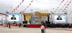Konya Şeker Panagro Et-Süt Entegre Tesisleri Temel Atma Töreni Organizasyonu