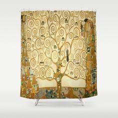 45 Best Klimt Shower Curtains Images In 2019