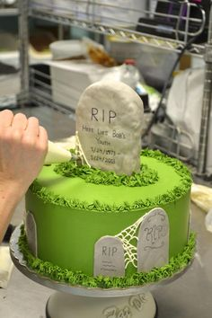 Bob's 40th Birthday Cake from Sugarland!
