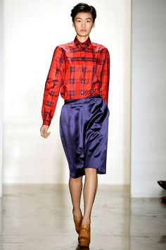 Alexander Herchovitch -Pret A Porter- Primavera/Verano 2013 (Nueva York) #Moda #Fashion