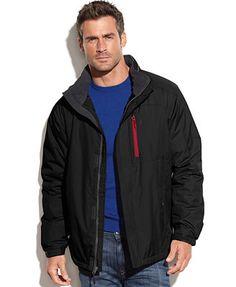 Izod Fleece-Lined Jacket