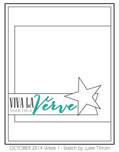 Always Playing with Paper: Viva la Christmas! {VLV October Week 2}