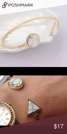 New Women 18K Gold Plated Cuff Bangles Jewelry New Women 18K Gold Plated Cuff Bangles Jewelry Fashion Costume Accessories Open Bangle With Stone Accessories