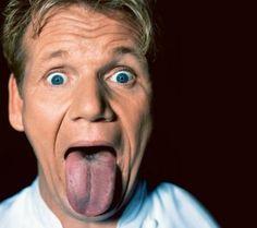 Gordon Ramsay ganador de 12 estrellas Michelín en toda su trayctoria Es el tercer cocinero del mundo en número de estrellas, sólo superado por Joël Robuchon, con 25, y Alain Ducasse, con 19. En el año 2006, fue galardonado con la Orden del Imperio Británico. Además Ramsay es conocido por presentar programas de televisión y espacios de telerrealidad sobre cocina, tanto en Reino Unido como en Estados Unidos.  Hell's Kitchen, The F Word, Kitchen Nightmares y MasterChef.