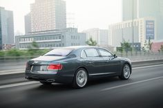 2014 Bentley Flying Spur: First Drive