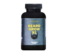 #1 Beard Grow Support Vitamin Formula In the World for faster and thicker facial hair growth Enhanced formula supports natural hair growth with FAST ACTING results Special One of a kind MEN only blend