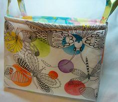 PK Fabric Basket in Dappled Migration  Storage Basket  by PKStuff, $14.50