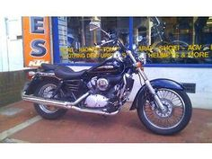 Honda Shadow VT 125cc Year 2008 - New MOT & 3 Months Free Warranty, Mileage:17,217 .Price: £ 2,299.00 We are located at Bikes of Brighton 30 Preston Road in Brighton .  01273 607635 We are open Monday to Friday 9am till 5:30pm