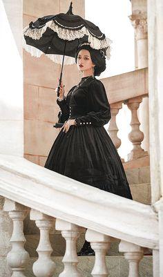 Lost Angel -Bolangte- Vintage Classic Lolita OP Dress Lolita Dress, Lost, Angel, Classic, Vintage, Dresses, Fashion, Wraps, Derby