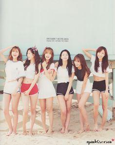Apink #kpics #kpop #sweetgirls #lovethem #love #unsensored #girls #sweet #sexygirls #selfie #women J Pop, The Most Beautiful Girl, Beautiful Asian Women, Kpop Girl Groups, Kpop Girls, Korean Best Friends, Eunji Apink, Bubblegum Pop, Pink Panda