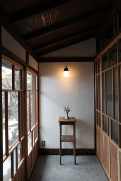 Traditional Interior Design Ideas For A Beautiful Home Japanese Style House, Traditional Japanese House, Traditional Interior, Japanese Architecture, Interior Architecture, Small Room Interior, Asian House, Japanese Interior Design, Interior Exterior