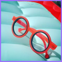 Check out super awesome products at Shire Fire! :-) OFF or more Sunglasses SALE! Funky Glasses, Cool Glasses, New Glasses, Glasses Frames, Red Eyeglasses, Eyeglasses For Women, Wholesale Sunglasses, Sunglasses Sale, Lunette Style