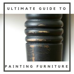 Furniture makeovers, DIY projects and more!