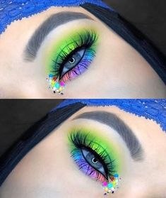 Gorgeous Makeup: Tips and Tricks With Eye Makeup and Eyeshadow – Makeup Design Ideas Glitter Roots, Body Glitter, Glitter Hair, Glitter Makeup, Glitter Eyeliner, Glitter Dress, Pink Glitter, Makeup Inspo, Makeup Art