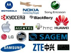 Veja de qual país de origem das fabricantes de celulares