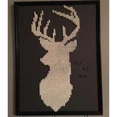 Deer hama beads by diybysilje