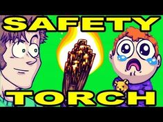 SAFETY TORCH!! - YouTube
