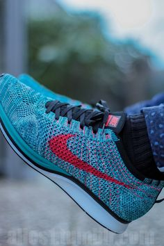 Nike Flyknit Racer #sneakers
