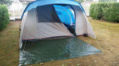 Ozark Trail 8-Personnes famille tente avec vitre arrière extérieur Camping Randonnée Shelter