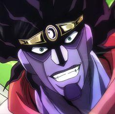 The rare Star Platinum smile - iFunny :) Jojo's Bizarre Adventure, Star Platinum, Supernatural, Animes On, Jojo Parts, Jotaro Kujo, Jojo Memes, Attack On Titan Anime, Wattpad