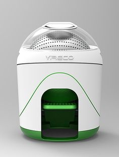 No electricity is required...awesome! This is a prototype of device to be released in 2016. This device is called: the Yirego Drumi. / Yirego | Shop