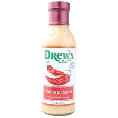 Drew's All Natural Chipotle Ranch (12x12 Oz)