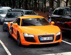 Audi R8 Horney Customs