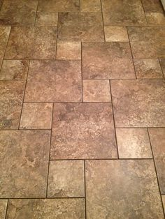 Hopscotch Tile Pattern For The Boy S Bathroom