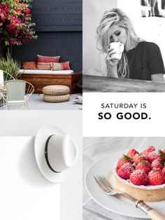 Moodboard | Saturday is so good by Pure Style interieur l styling