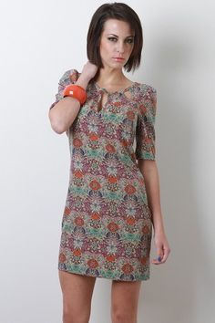 Chai Garden Dress $31.10