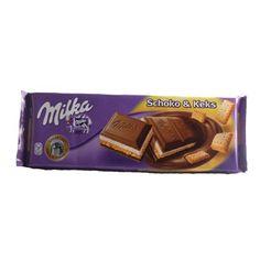 Chocolate Milka Schoco e Keks 300 grs-R$31.90