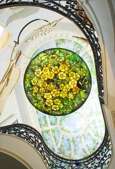 Tiffany Studios Alamander Chandelier.jpg 1500×2201 pixels