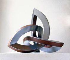 """Saatchi Art Artist Nikolaus Weiler; Sculpture, """"4loops"""" #art"""