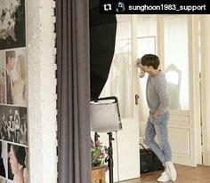 27 個讚,2 則留言 - Instagram 上的 Debbie Moh(@debbie_moh):「 #Repost @sunghoon1983_support ・・・ [ 12/12 photo ] INTERVIEW #SUNGHOON 논현동 사진관에서 진행한 #성훈 배우님의 인터뷰 .… 」