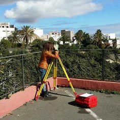 Levantamiento Topográfico en el municipio de Ingenio, Gran Canaria, Islas Canarias. Ingeniero - Begoña Navarro Marrero  #topografia #topografo #landsurveyor #geometra #geomatic
